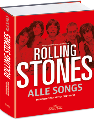 The Rolling Stones Alle Songs Edition Delius auf Kulturonline.ch